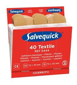 Bild på Salvequick Textilplåster refill 40 st