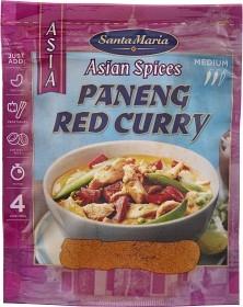 Bild på Santa Maria Kryddblandning Paneng Red Curry 32 g