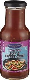Bild på Santa Maria Woksås Soja & Sweet Chili 250 ml