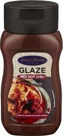 Bild på Santa Maria BBQ Glaze Red Hot Chili 280 ml