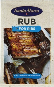 Bild på Santa Maria BBQ Rub for Ribs 30 g