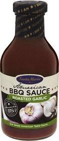 Bild på Santa Maria American BBQ Sauce Roasted Garlic 440 g