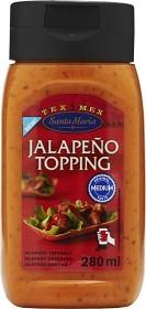 Bild på Santa Maria Jalapeño Topping 280 ml