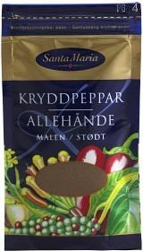 Bild på Santa Maria Kryddpeppar Malen 18 g