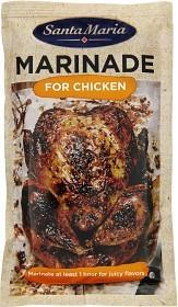 Bild på Santa Maria BBQ Marinade for Chicken 75 g