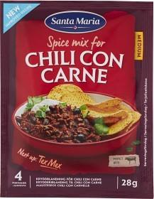 Bild på Santa Maria Chili Con Carne Spice Mix 28 g