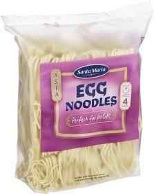 Bild på Santa Maria Egg Noodles Wok 200 g