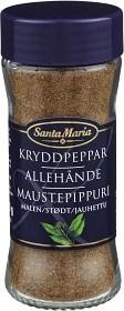 Bild på Santa Maria Kryddpeppar Malen 33 g