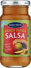 Bild på Santa Maria Mango Papaya Salsa 230 g