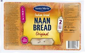 Bild på Santa Maria Naan Bread Original 260 g