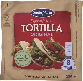 Bild på Santa Maria Original Mini Tortilla 200 g