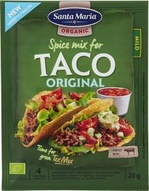 Bild på Santa Maria Taco Spice Mix EKO 28 g