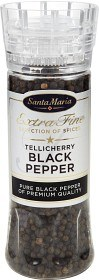 Bild på Santa Maria Tellicherry Black Pepper 210 g