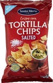 Bild på Santa Maria Tortilla Chips Salted 185 g
