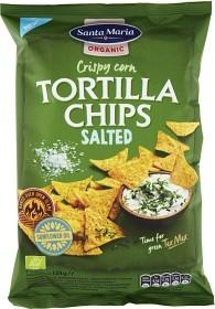 Bild på Santa Maria Tortilla Chips Salted 125 g