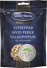 Bild på Santa Maria Vitpeppar Hel 70 g