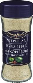 Bild på Santa Maria Vitpeppar Malen 40 g