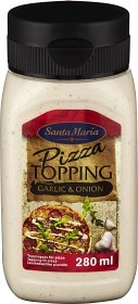 Bild på Santa Maria Pizza Topping 280 ml
