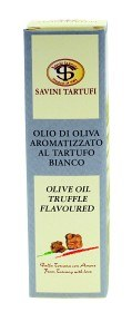 Bild på Savini Tartufi Olivolja med Vit Tryffel 55 ml