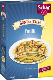 Bild på Schär glutenfri pasta fusilli 500 g