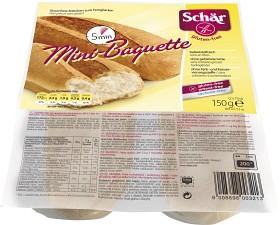 Bild på Schär Minibaguette 150 g