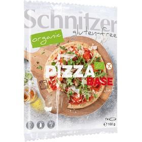 Bild på Schnitzer Glutenfri Ekologisk Pizza 100g