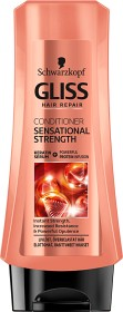 Bild på Schwarzkopf Gliss Sensational Strength Conditioner 200 ml