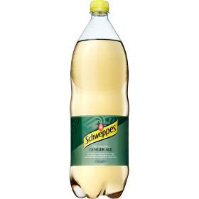 Bild på Schweppes Ginger Ale 1,5L inkl pant