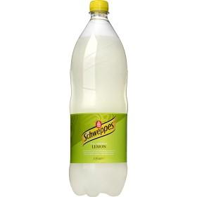 Bild på Schweppes Lemon Fusion PET 1,5 L inkl. pant