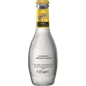 Bild på Schweppes Premium Mixers Tonic Twist of Lime 20 cl