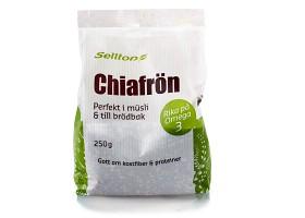 Bild på Sellton Chiafrön 250 g