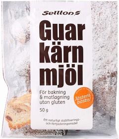 Bild på Sellton Guarkärnmjöl 50 g