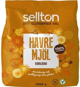 Bild på Sellton Havremjöl 1000 g