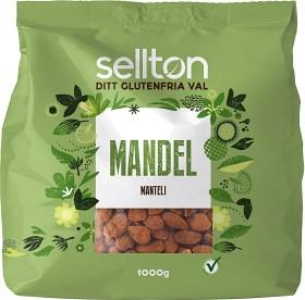 Bild på Sellton Mandel Hel 1 kg