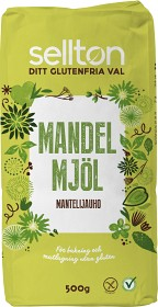 Bild på Sellton Mandelmjöl 500 g