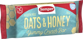 Bild på Semper Oats & Honey Crunch Bar 30 g