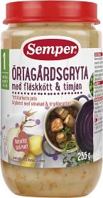 Bild på Semper Örtagårdsgryta med Fläskkött & Timjan 12M 235 g