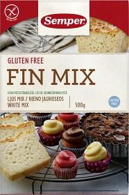 Bild på Semper Fin Mix glutenfri laktosfri 500 g
