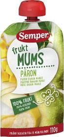Bild på Semper Fruktmums Päron 6M 110 g
