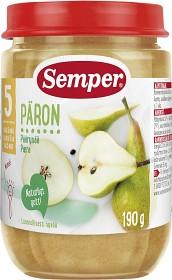 Bild på Semper Fruktpuré Päron 5M 190 g