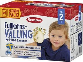Bild på Semper Fullkornsvälling med Frukt & Yoghurt 24M 20 L