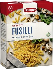 Bild på Semper glutenfri pasta fusilli 500 g