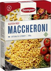 Bild på Semper glutenfri pasta Maccheroni 500 g