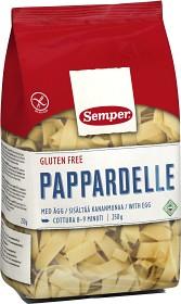 Bild på Semper glutenfri pasta pappardelle med ägg 250 g