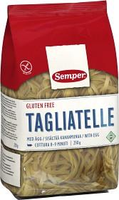 Bild på Semper Glutenfri pasta tagliatelle med ägg 250 g