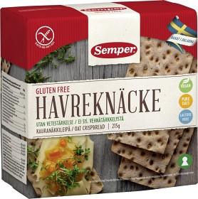 Bild på Semper Havreknäcke, glutenfritt och laktosfritt, 215 g