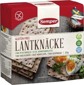 Bild på Semper Lantknäcke, glutenfritt och laktosfritt 230 g