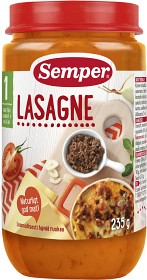 Bild på Semper Lasagne 12M 235 g