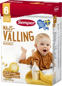 Bild på Semper Majsvälling 6M 5 L