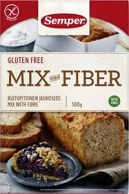 Bild på Semper Mix med fiber glutenfri 500 g